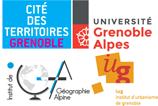 Logo de la Cité des territoires